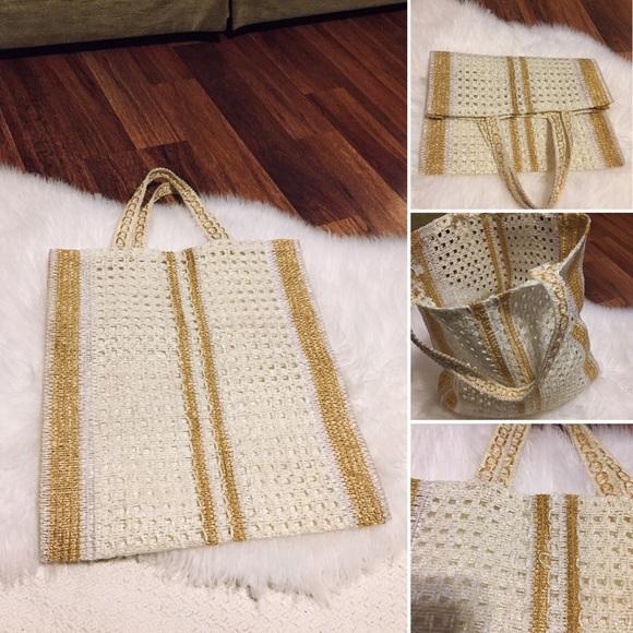 🦋2/$10 3/$15 4/$18 5/$20 Vintage 60s Market Bag